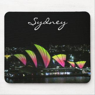 opera house vivid mousepads