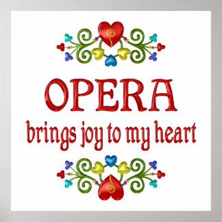 Opera Joy Print