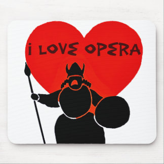 Opera Lover_ Mouse Pads