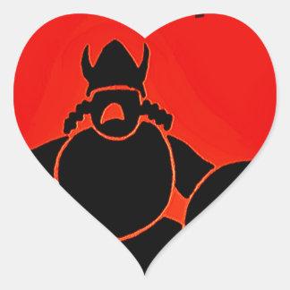 Opera Lover_ Heart Sticker