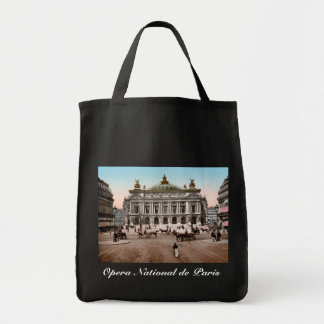Opera National de Paris Tote Bag