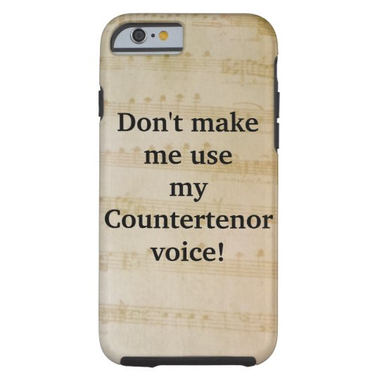 Opera Singer case