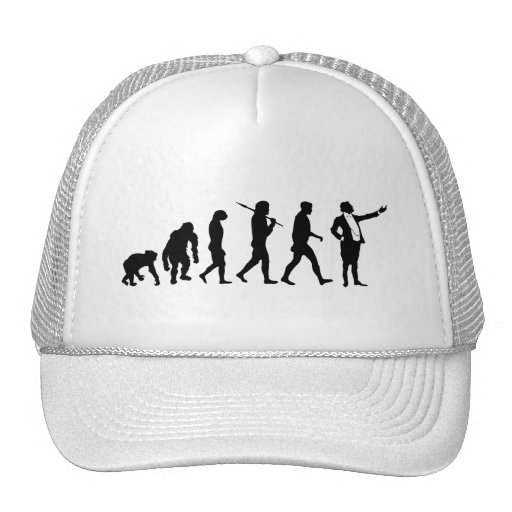 Opera singers and opera lovers singing gifts hats