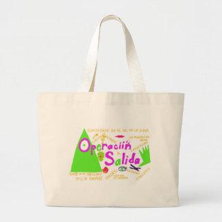 Operaciín Salida Tote Bags