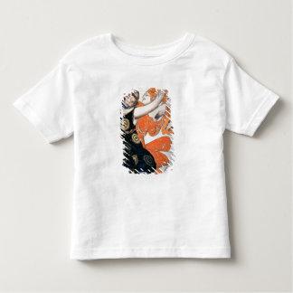 Operatic costume designs, 1911 toddler T-Shirt