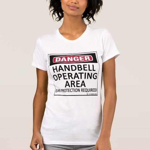Operating Area Handbell Shirt
