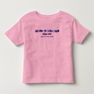 Operation Baby Cousin Toddler T-Shirt