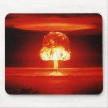 Operation Castle 11 Megaton ROMEO Event Atomic Mouse Pad