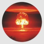 Operation Castle 11 Megaton ROMEO Event Atomic Stickers