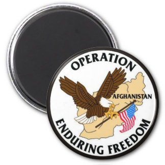 Operation Enduring Freedom 2 Magnet