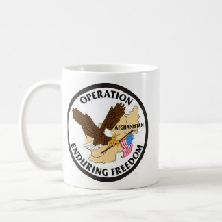 Operation Enduring Freedom 2 Mug
