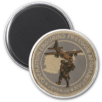 Operation Enduring Freedom Magnet