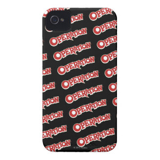Operation Game Logo iPhone 4 Case