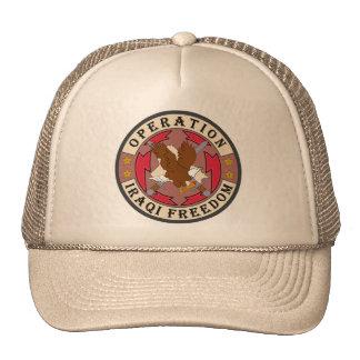 Operation Iraqi Freedom Trucker Hat