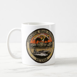 Operation Iraqi Freedom Mug