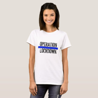 """OPERATION LOCK DOWN """"Mother of the Bride"""" Tee"""