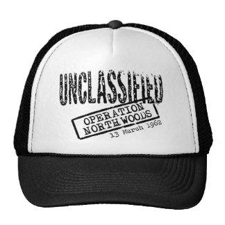 Operation Northwoods Mesh Hat