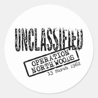Operation Northwoods Stickers