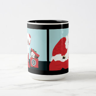 Operation Paws for Homes Dog Rescue Holiday mug 2