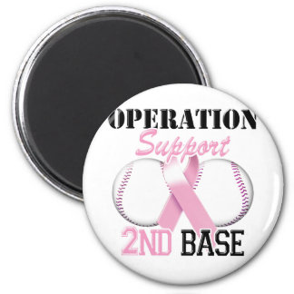 Operation Support 2nd Base.png 6 Cm Round Magnet