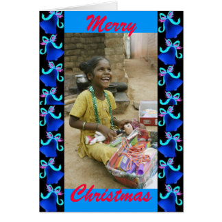 OperationChristmasChild.com Greeting Card