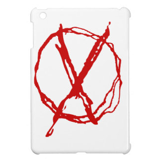 Operator Symbol iPad Mini Cover