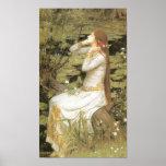Ophelia 1894 - Poster / Print