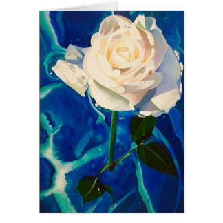 Ophelia - Blank Card