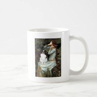 Ophelia - Japanese Chin 2 Basic White Mug