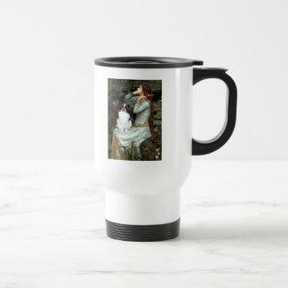 Ophelia - Japanese Chin 2 Stainless Steel Travel Mug