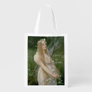 Ophelia (oil on canvas)