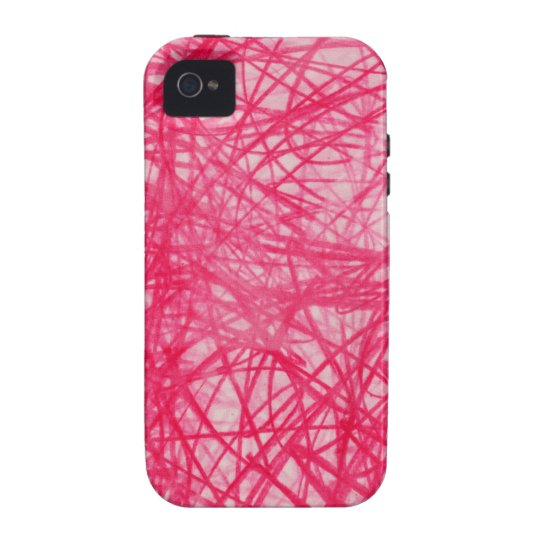 Ophelia Pink iPhone 4 Cover