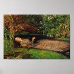 Ophelia - Sir John Everett Millais Print