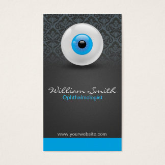 Ophthalmologist Business Card