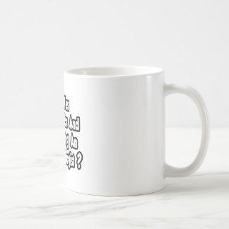 Ophthalmologist Joke...Two Thumbs Basic White Mug