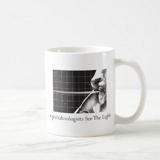 Ophthalmologists See the Light Coffee Mug