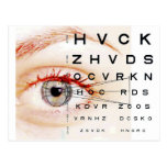 ophthalmology post card