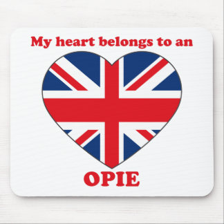 Opie Mouse Mats