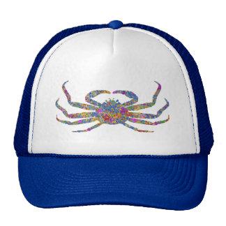 Opilio Crab in Blue With Stars Cap