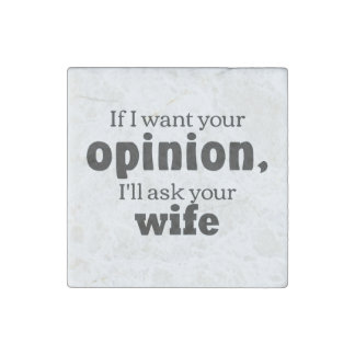 Opinion ask wife bf stone magnet