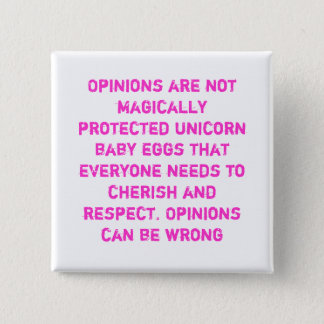 Opinion Quote Button