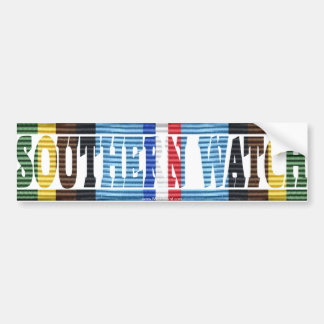 Opn. Southern Watch Kuwait-Saudi Arabia Sticker Bumper Sticker