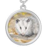 Opossum Necklace