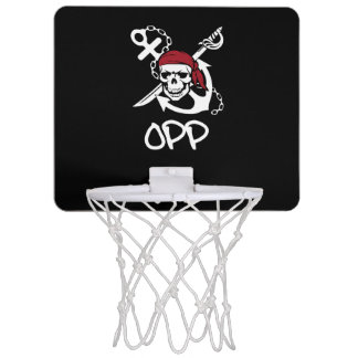 OPP | Mini Basketball Hoop