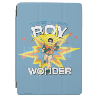 Opposite Of A Girl iPad Air Cover