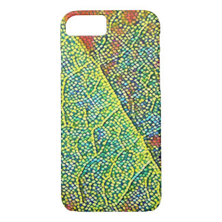 Opposites attract mosaic iPhone 7 case