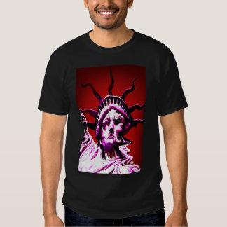 Oppression Black T-Shirt