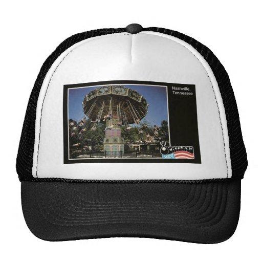 Opryland Theme Park (Nashville, TN) Mesh Hat