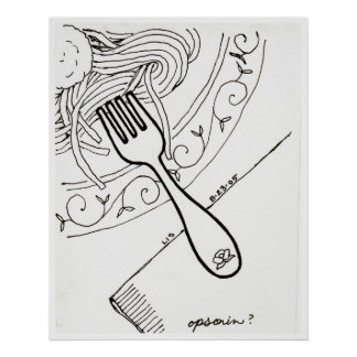 Opsonin (fork) print