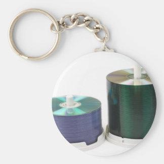 optical discs keychain